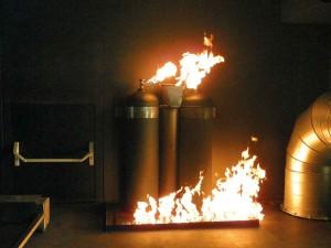 Gas-Cylinder-Fire---Gasflaschenbrand-Kuwait